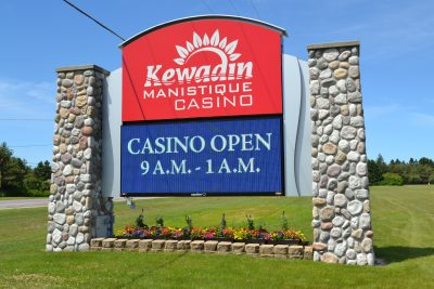 Kewadin Manistique Casino