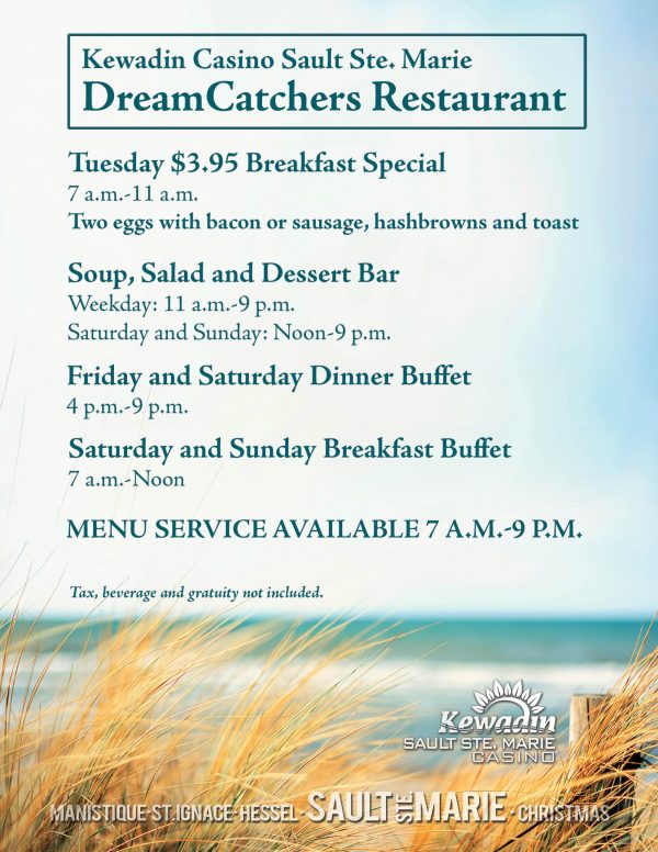 DreamCatchers Restaurant Deals